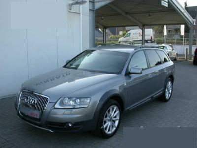lhd audi a6 allroad 07 2007 metallic quartz grey lieu. Black Bedroom Furniture Sets. Home Design Ideas