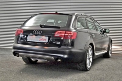 Audi A6 Allroad 07 2008 Metallic Black Lieu