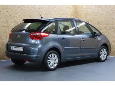 citroen c4 picasso 07 2009 metallic ice grey lieu. Black Bedroom Furniture Sets. Home Design Ideas
