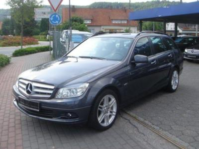MERCEDES C CLASS C 200 CDI Blue Efficency