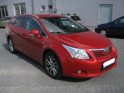 TOYOTA AVENSIS 2.2 D-4D Edition