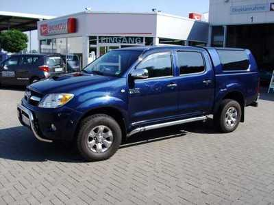 TOYOTA HILUX 3.0 D-4D Executive 4x4