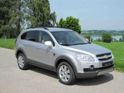 CHEVROLET CAPTIVA 2.0 D LT Exclusive 4WD