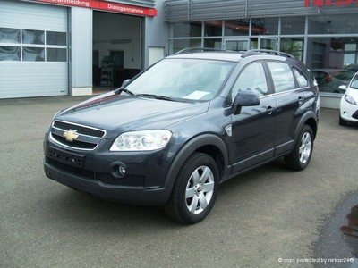 CHEVROLET CAPTIVA 2.4 LS AWD Family