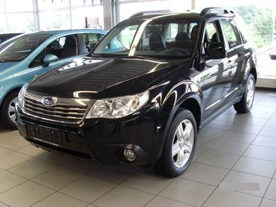 SUBARU FORESTER 2.0 X Exclusive