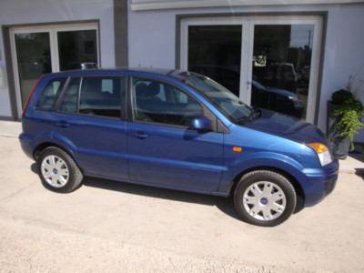 FORD FUSION 1.4 TDCi Style