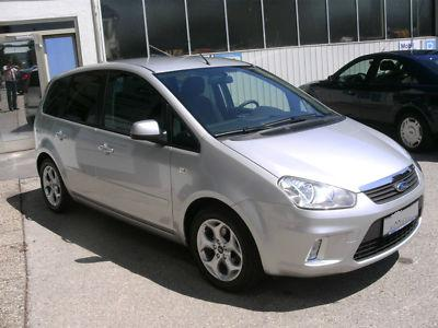 FORD C MAX 1.6 TDCi DPF Style