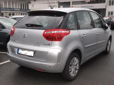 citroen c4 picasso 04 2011 metallic aluminium grey lieu. Black Bedroom Furniture Sets. Home Design Ideas