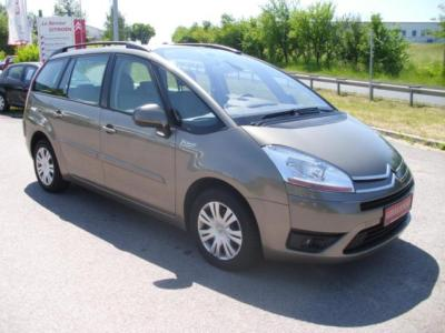 lhd citroen c4 grand picasso 05 2008 metallic nocciola brown lieu. Black Bedroom Furniture Sets. Home Design Ideas