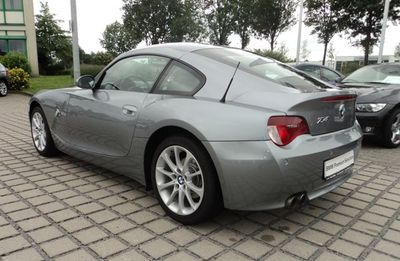 Bmw Z4 10 2007 Metallic Silver Grey Lieu