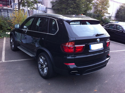 bmw x5 04 2011 metallic sapphire black lieu. Black Bedroom Furniture Sets. Home Design Ideas