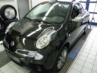 NISSAN MICRA 1.4 25 Edition