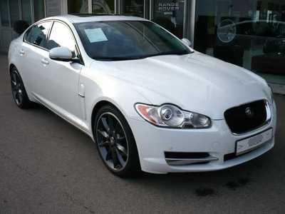 Lhd JAGUAR XF (01/2011) - Polaris White Lieu: