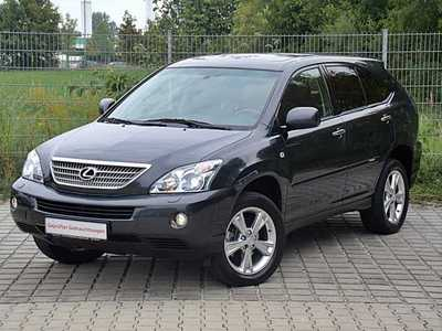 LEXUS RX 400H 3.3 Executive