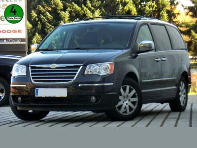 CHRYSLER GD VOYAGER 2.8 CRD Limited StowGo