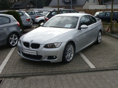 BMW 3 SERIES 320d M Sport Pack