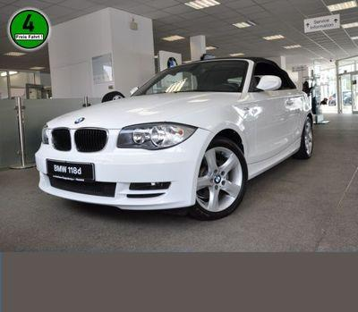 BMW 1 SERIES 118d Advantage