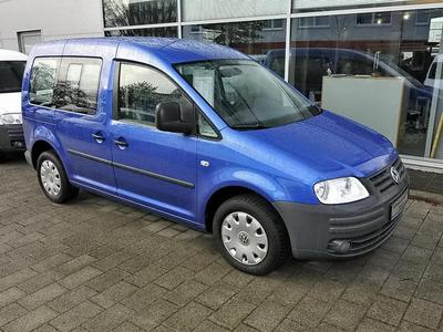 VOLKSWAGEN CADDY 1.9 TDI DPF Team