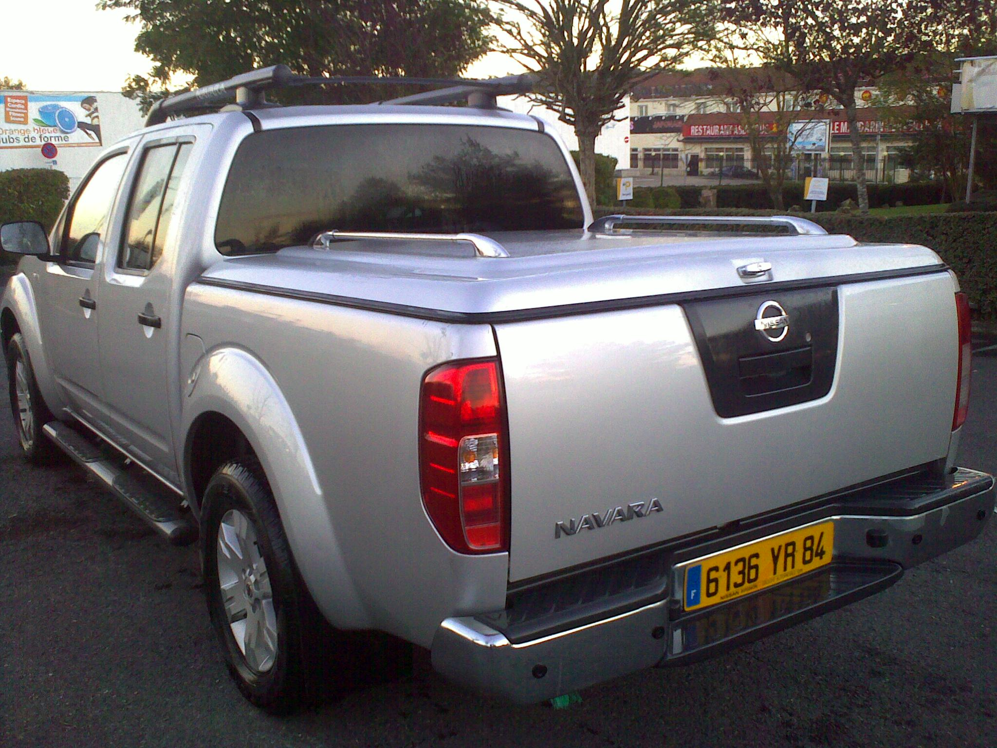 Navara Ute Workshop Manual