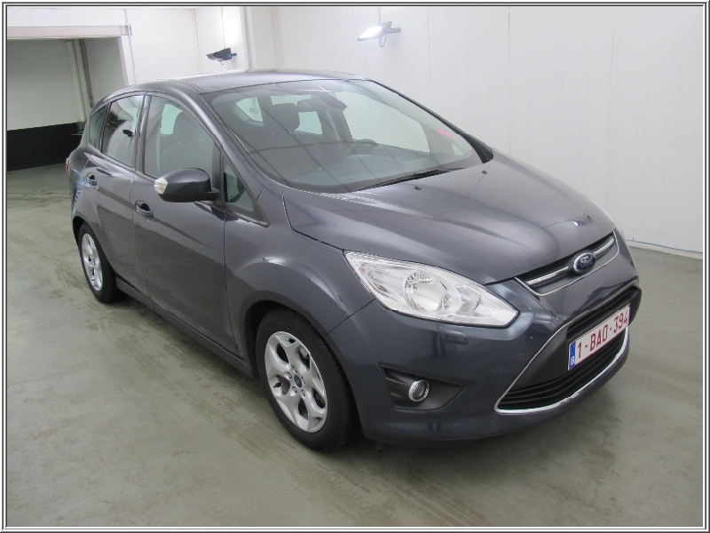 Left hand drive FORD C MAX 1.6 TDCI BUSINESS GPS