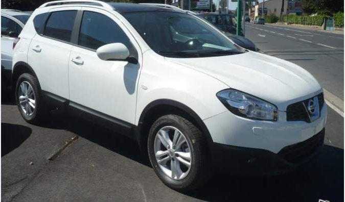 NISSAN QASHQAI DCI 130 CONNECT EDITION ALL-MODE 4X4