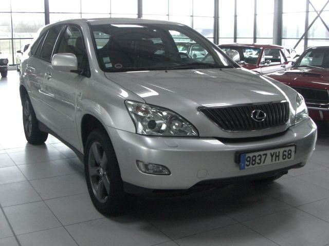 LEXUS RX 300 LUXURY FRENCH REG