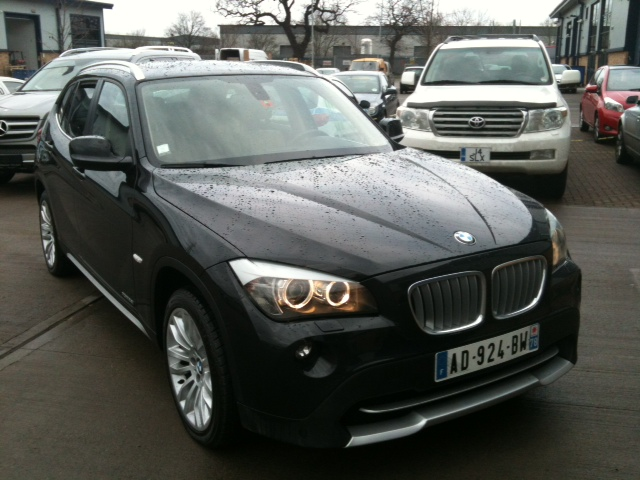 Left hand drive BMW X1 28i Xdrive