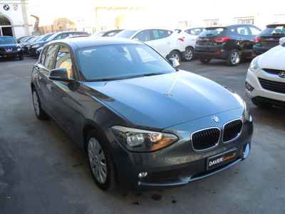 BMW 1 SERIES 116 D NEW