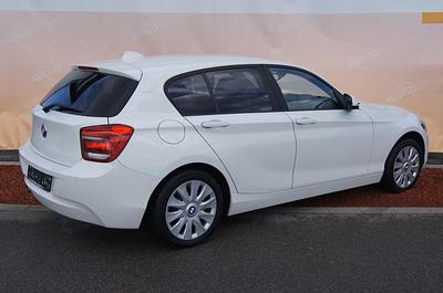 BMW 1 SERIES 118 D NEW