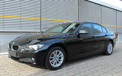 BMW 3 SERIES 316d Navigation