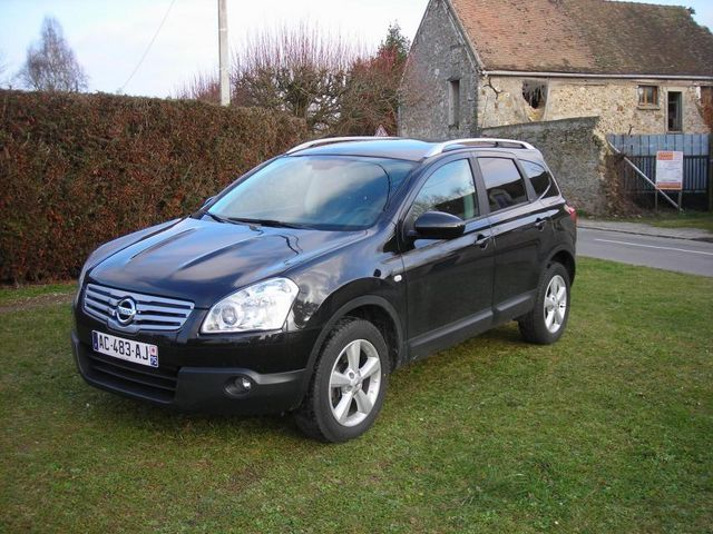 NISSAN QASHQAI +2  2.0 dCi 150 FAP TEKNA ALL-MODE