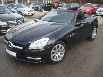 MERCEDES SLK CLASS 250 CDI BlueEfficiency