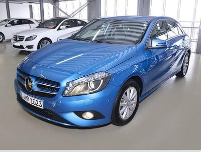 MERCEDES A CLASS 180 CDI STYLE