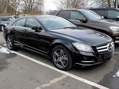 MERCEDES CLS CLASS 250 CDI BE