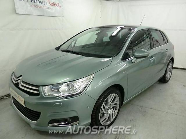 CITROEN C4 2.0 HDi160 FAP Exclusive +