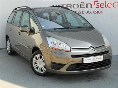 CITROEN C4 GRAND PICASSO 1.6 HDI 110 FAP PACK AMBIANCE BMP6 7 SEATS