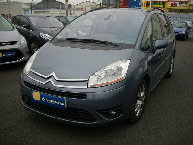 CITROEN C4 GRAND PICASSO 1.6 HDI 110 FAP PACK AMBIANCE  FRENCH REG