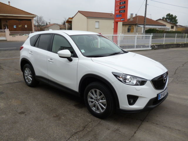 MAZDA CX-5 2.2 SKYACTIV-D 150 DYNAMIQUE 4X4 FRENCH REG