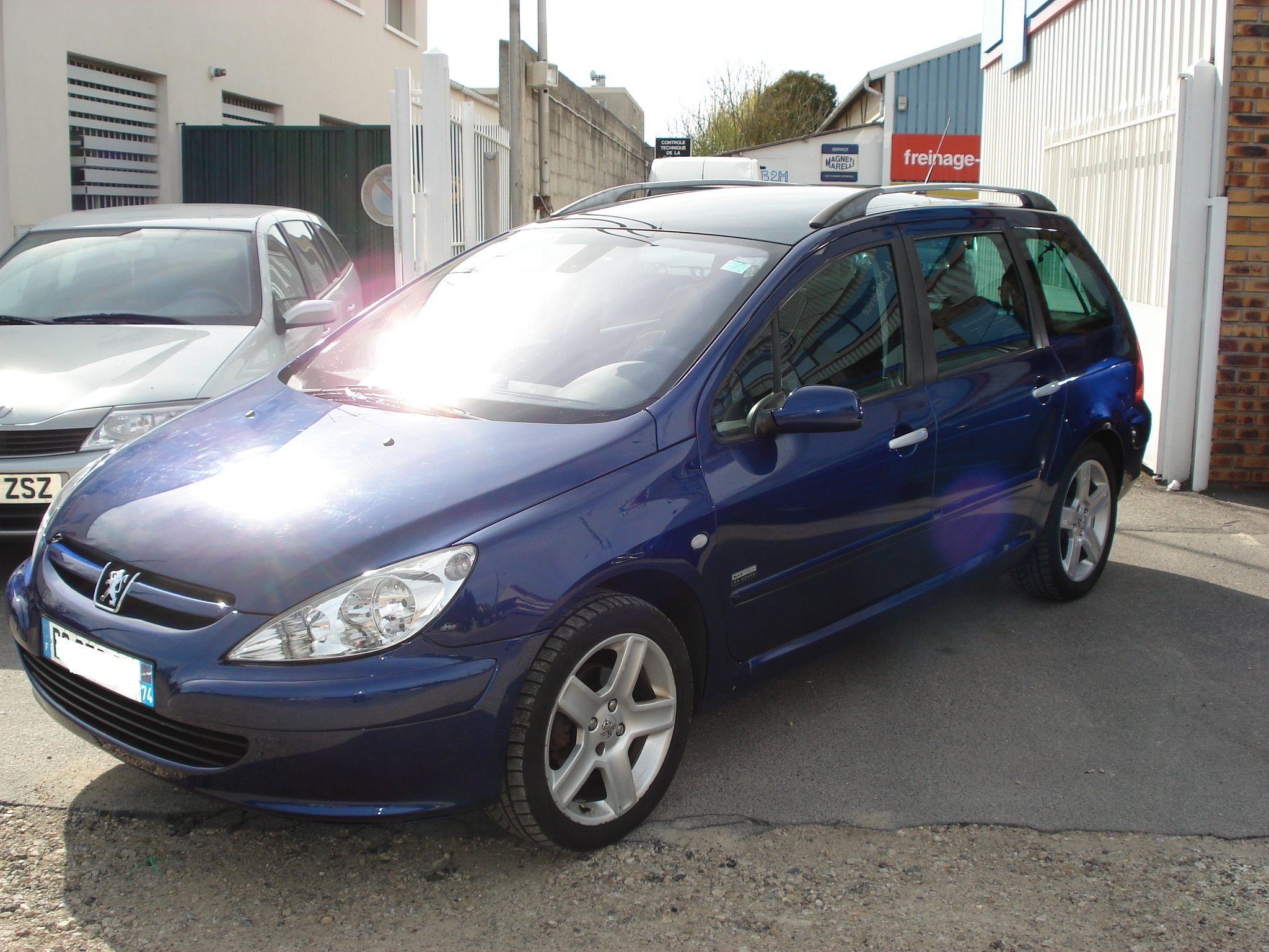 PEUGEOT 307 SW 2.0 HDI 110 FRENCH REG