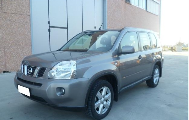 NISSAN X TRAIL 2.0 DCI Cambio