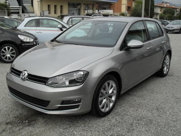 VOLKSWAGEN GOLF 7 1.6 TDI High Line
