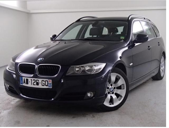 BMW 3 SERIES 320 D TOURING FRENCH REG