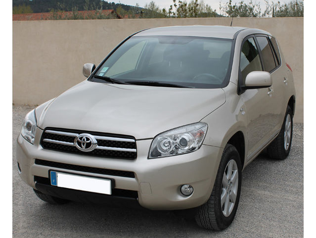 TOYOTA RAV 4 III 136 D-4D LIMITED EDITION