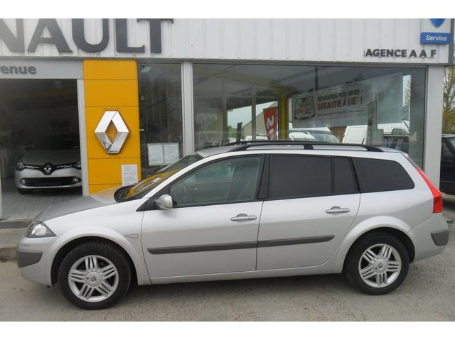RENAULT MEGANE  ESTATE 1.5 DCI 85 IMPULSION