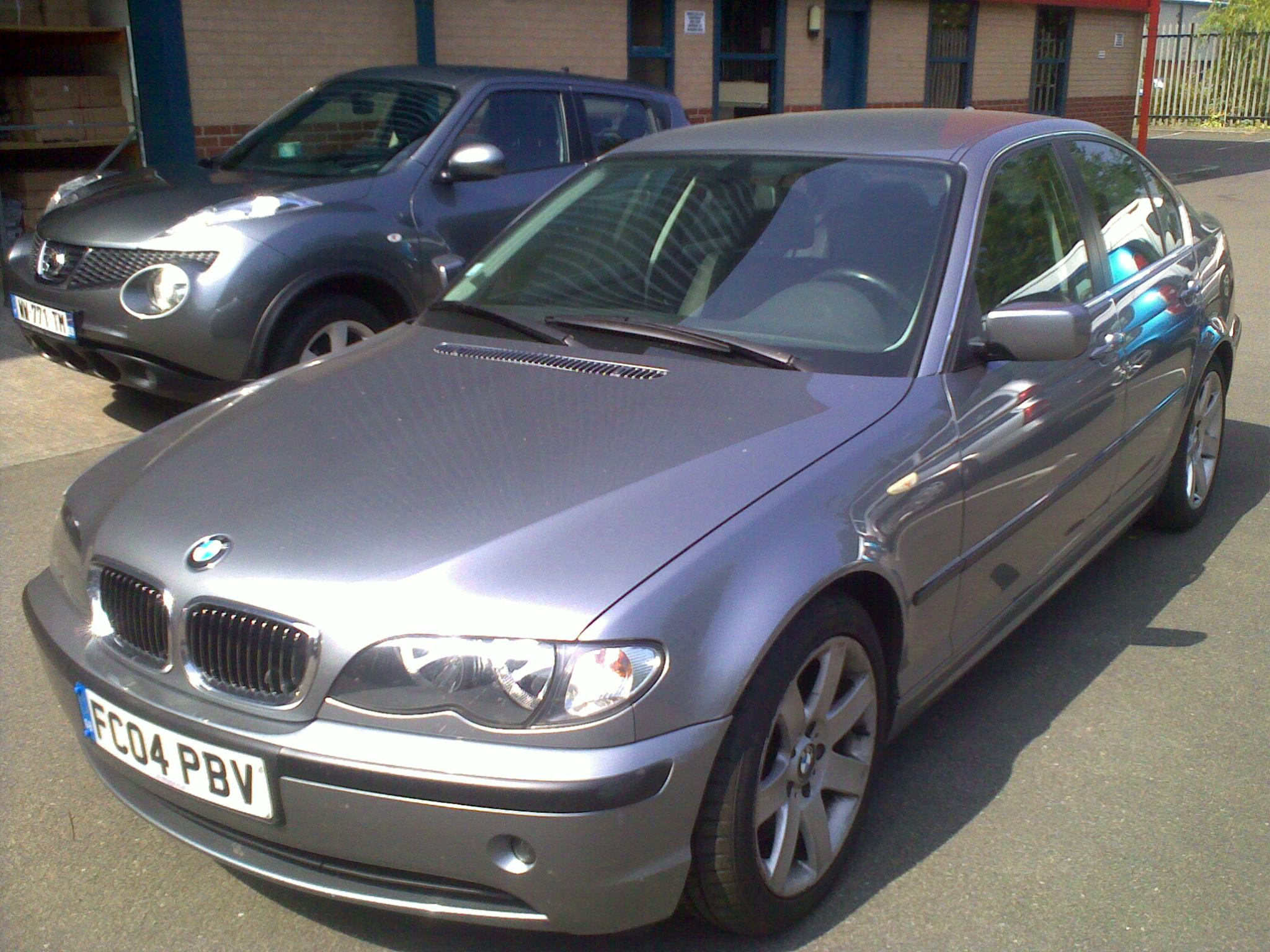 BMW 3 SERIES 330DA BUSINESS UK REGISTERED