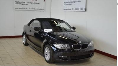 BMW 1 SERIES 118D LUXURY ADVANTAGE PACK