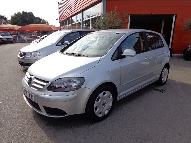 VOLKSWAGEN GOLF PLUS 1.9 TDI 105 FAPCONFORLINE BLUEMOTION