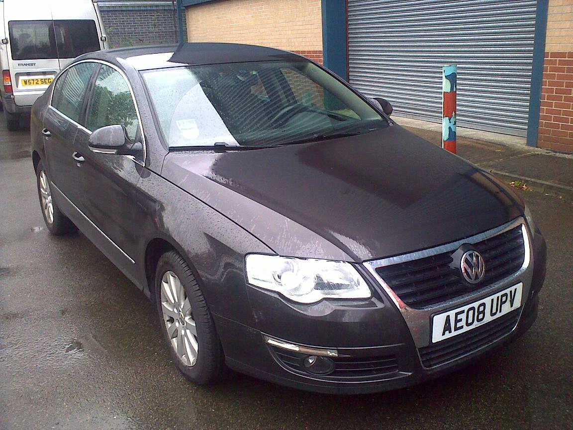 VOLKSWAGEN PASSAT 2.0 TDI ADVANCE UK REGISTERED