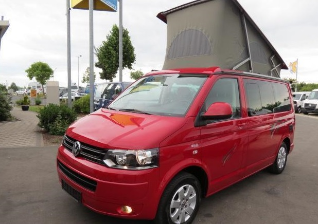 VOLKSWAGEN MULTIVAN California T5 2.0 TDI Summer