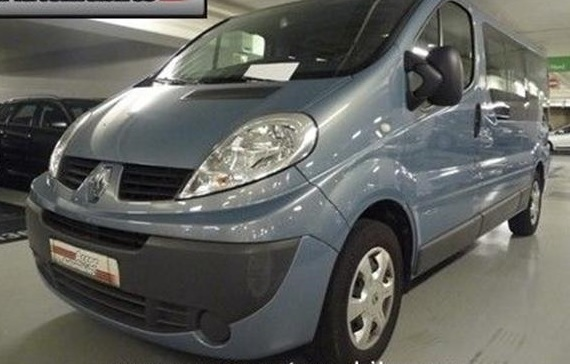 RENAULT TRAFIC 2.0DCI 115 L2H1 Expression